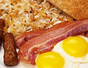 AirportCafe breakfast