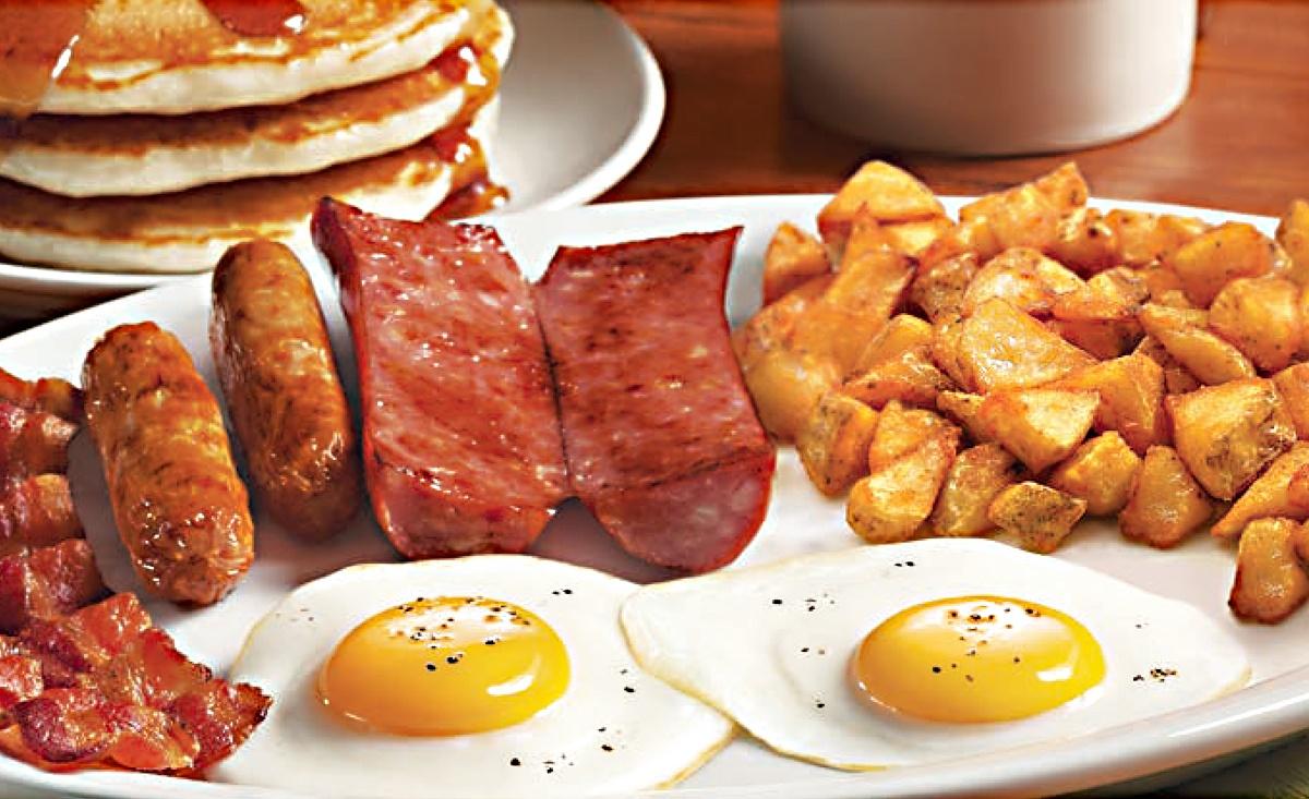 Perkins Breakfast
