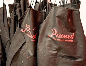Pinned Workshop