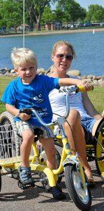 Kids on Bikes - Roll Out Bike Rentals