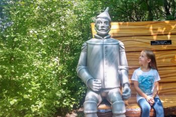 Story Book Land Tin Man