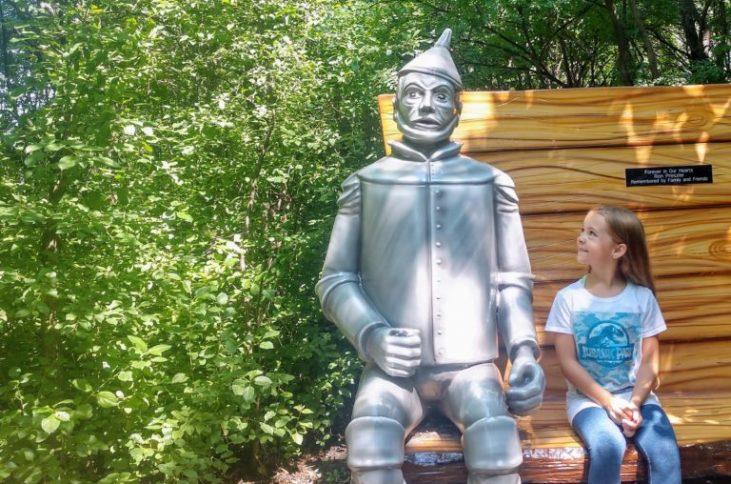 Story Book Land Tin Man