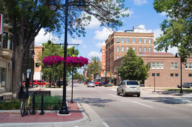 downtown aberdeen