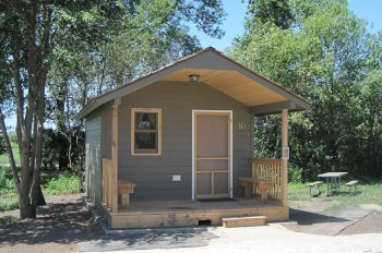 cabin at wylie